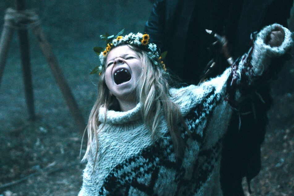 Raya wird über weite Teil des Films abgrundtief böse dargestellt.