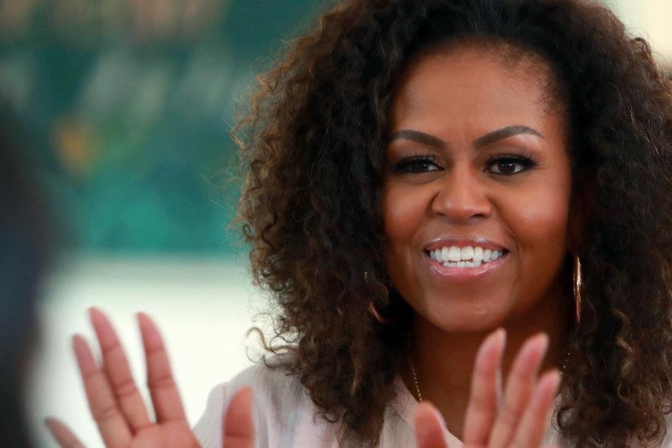 Erobert Michelle Obama mit Jugendliteratur den Buchmarkt?