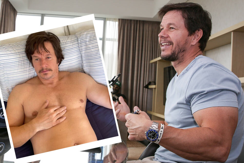 Mark Wahlberg's dramatic body transformation is leaving a lot of fans confused