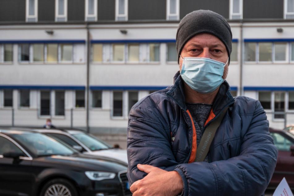 Risikopatient muss fast vier Stunden warten! Chemnitzer Corona-Testcenter soll größer werden