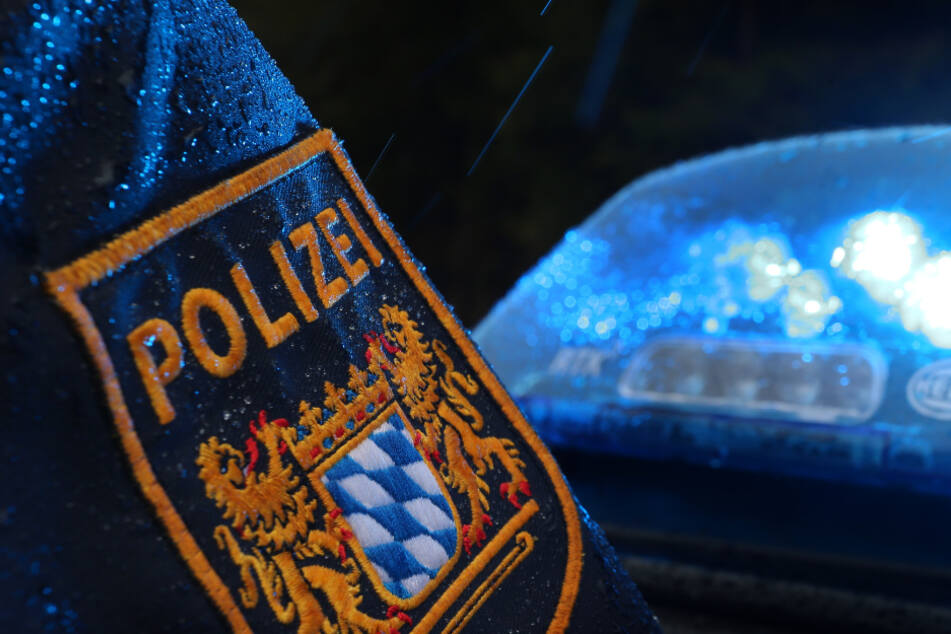 Weil die Polizei die Party auflöste, beschädigten die Partygäste einen Streifenwagen. (Symbolbild)