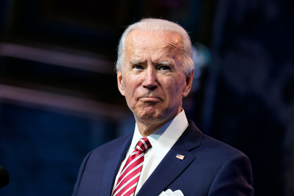 Joe Biden (77), gewählter Präsident (President-elect) der USA. Amtsinhaber Trump weigert sich weiterhin, die Übergabe der Regierungsgeschäfte an den Demokraten einzuleiten.