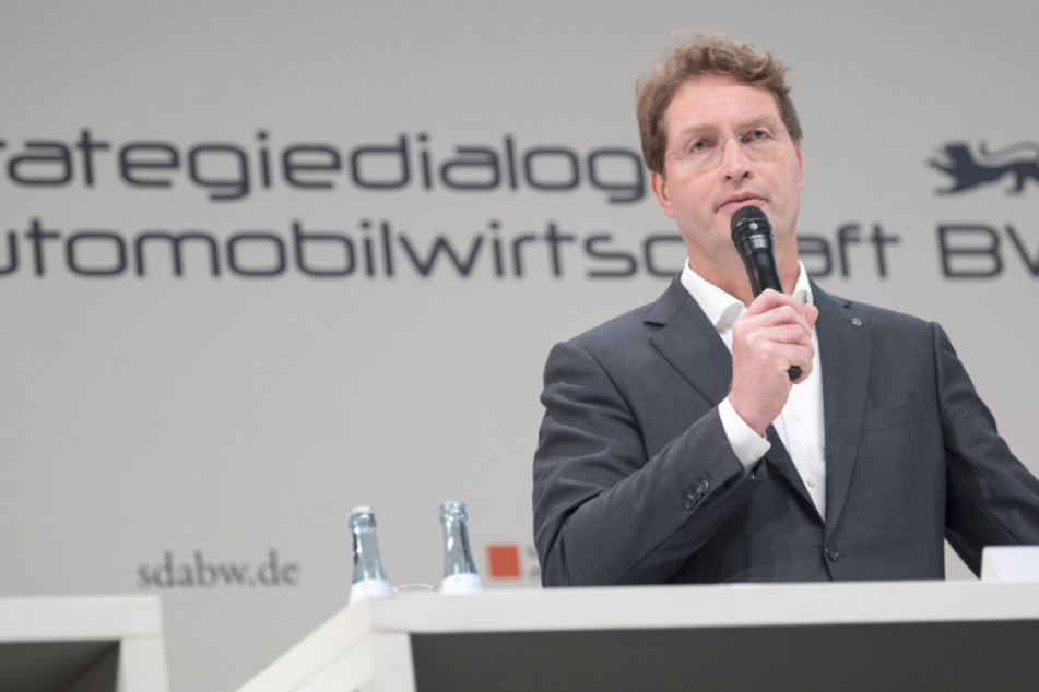 Daimler-Chef Källenius: Haben CO2-Ziele 2020 eingehalten