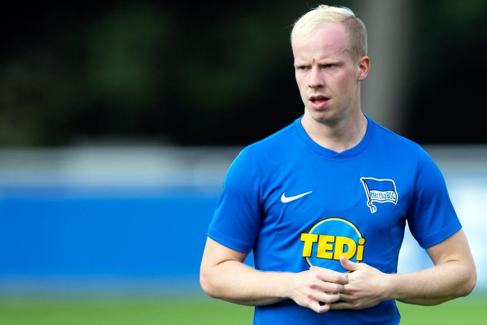 Nach seiner eineinhalb Jahre langen Leihe will sich Dennis Jastrzembski (21) bei Hertha BSC durchsetzen.