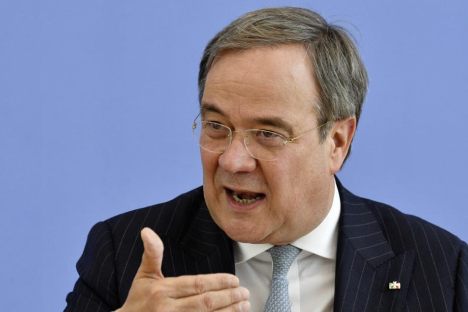 Nordrhein-Westfalens Ministerpräsident Armin Laschet (59, CDU). (Archivbild)