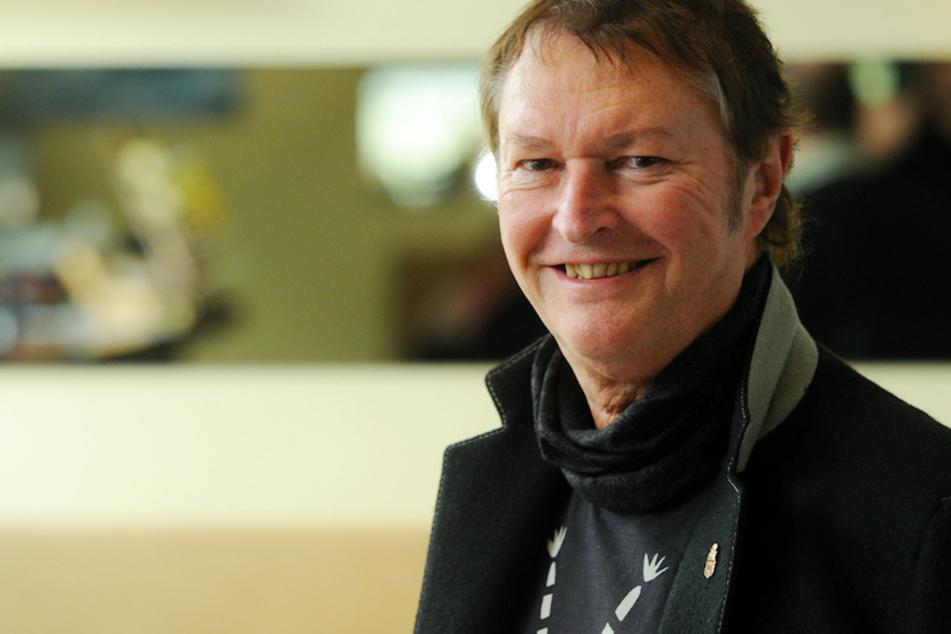 """Der niederbayerische Musiker Hans-Jürgen Buchner (76) der von ihm gegründeten Musikgruppe """"Haindling"""", hat seit 13 Jahren kein Album mehr veröffentlich."""