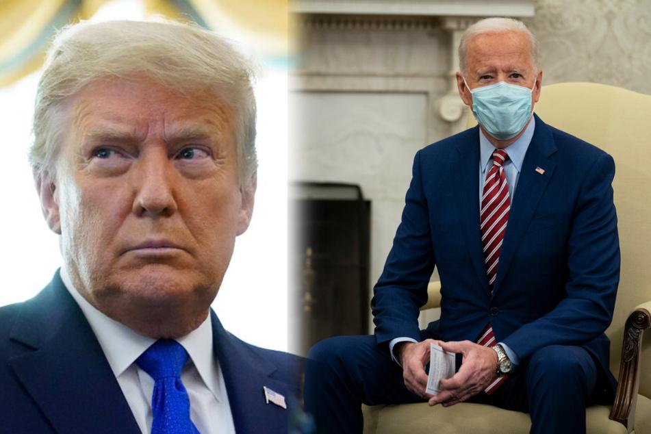 """Biden stoppt Trumps Herzensprojekt: """"Verschwendung von Steuergeld"""""""