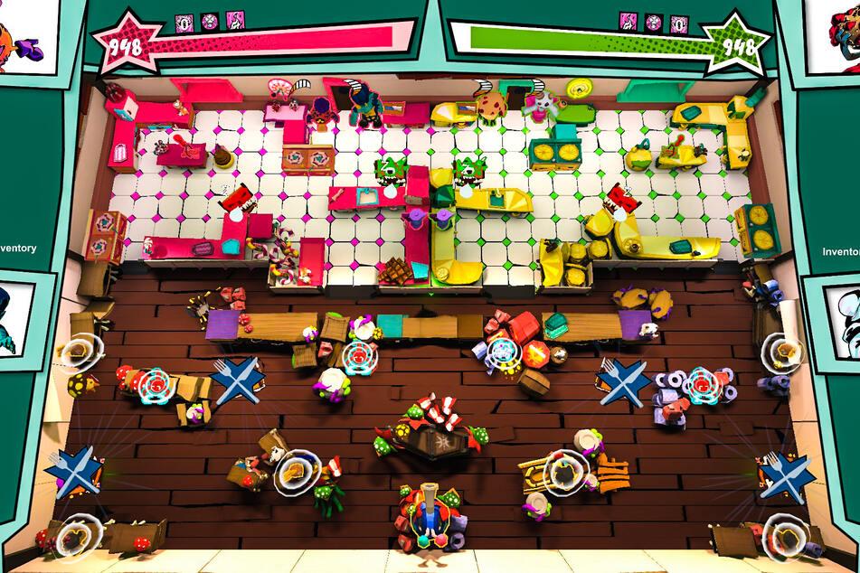 """Ein Party-Spiel mit Suchtfaktor! Das PC-Game """"Scoo-King"""" ist ein Studenten-Projekt aus Mittweida."""