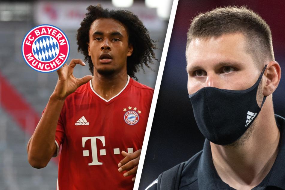 Bayern-Youngster Joshua Zirkzee mit Corona infiziert! Wende bei Befund von Niklas Süle