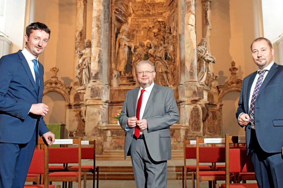 Dresden: 17 Firmen, 2600 Mitarbeiter: Diakonie gründet neue Riesen-Stiftung