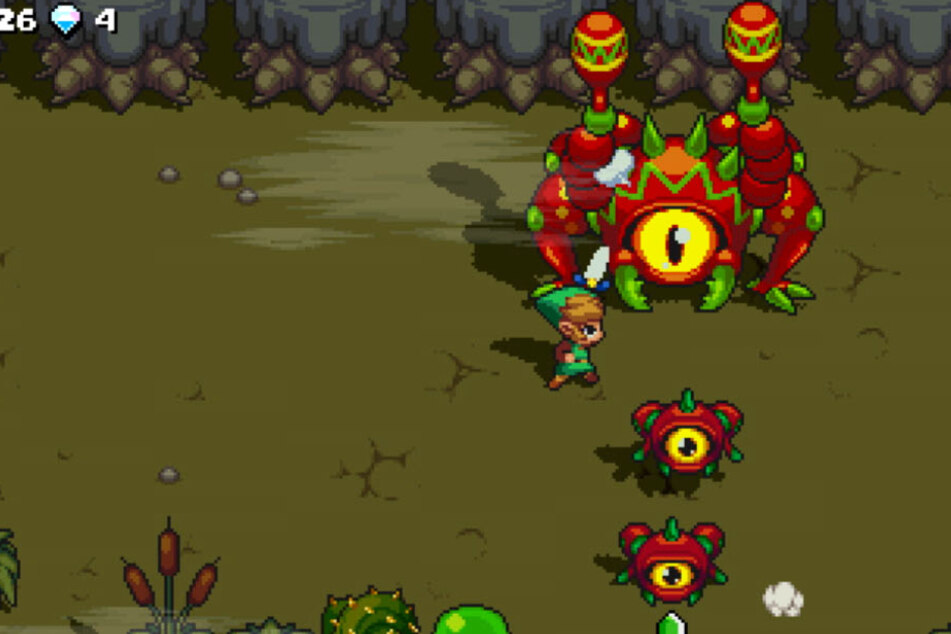 Cadence of Hyrule im Test: Eine einzigartige Zelda-Erfahrung