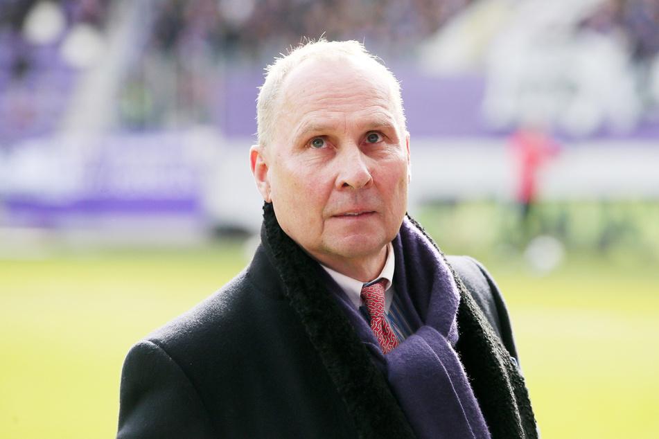 FCE-Boss Helge Leonhardt.