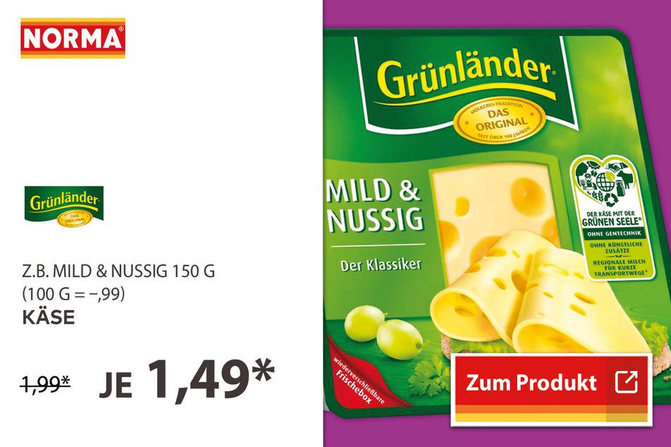 Käse für 1,49 Euro.