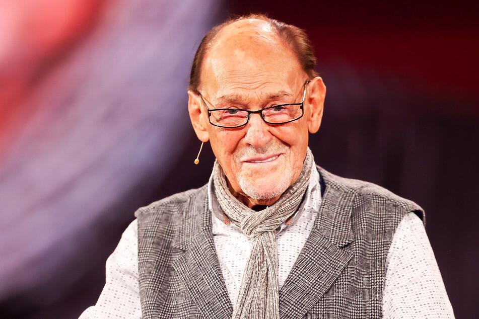 Schauspieler Herbert Köfer starb am 24. Juli im Alter von 100 Jahren.