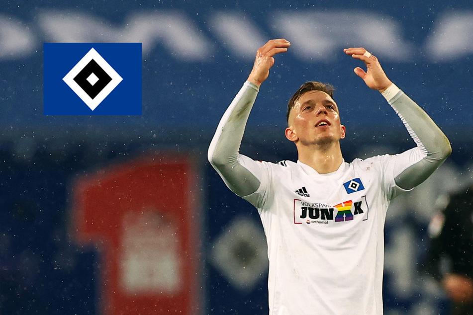 Noch drei Spieltage für den HSV: Ist der Aufstiegstraum geplatzt?