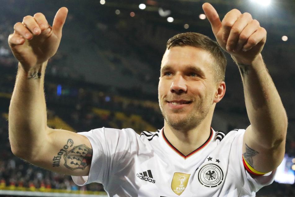 Lukas Podolski (35) schoss für Antalyaspor in bislang elf Einsätzen zwei Tore und gab drei direkte Vorlagen.