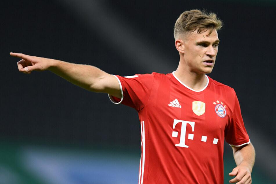 Nach seiner mutmaßlichen Entbindungs-Pause gegen Bielefeld meldet sich Joshua Kimmich zurück. (Archivbild)