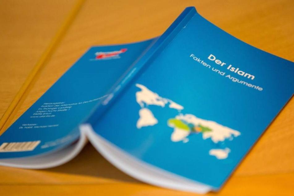 Steuergelder missbraucht? Ermittlungen gegen AfD wegen Islam-Buch