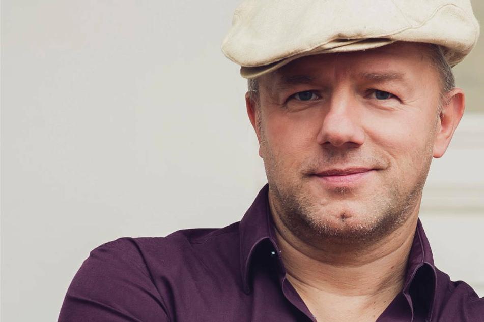 Liedermacher will in den Landtag: Tino Eisbrenner tritt für Die Linke an