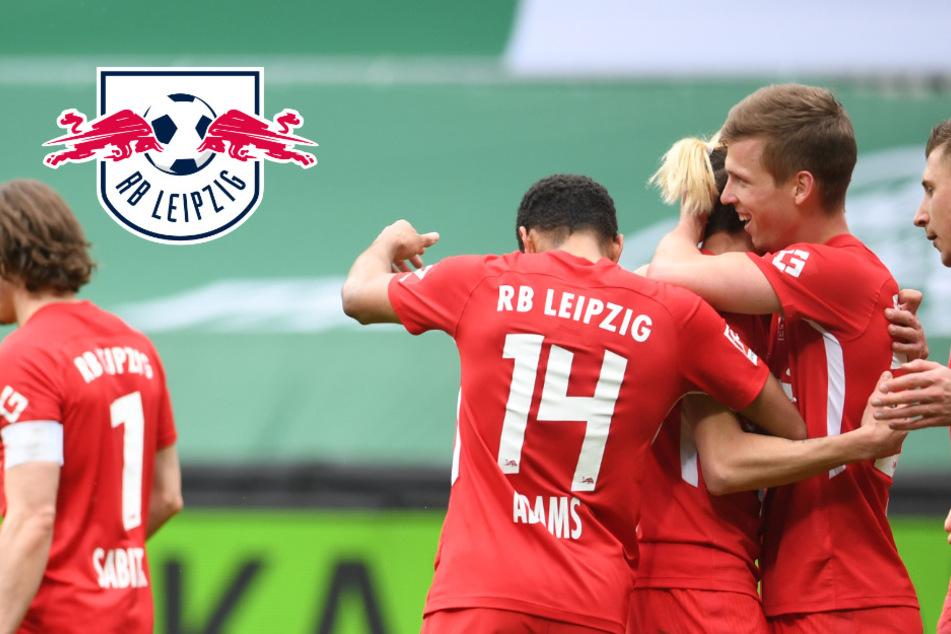"""RB Leipzig hat Meisterschaft noch nicht abgehakt! """"Falls noch etwas geht, wollen wir da sein!"""""""