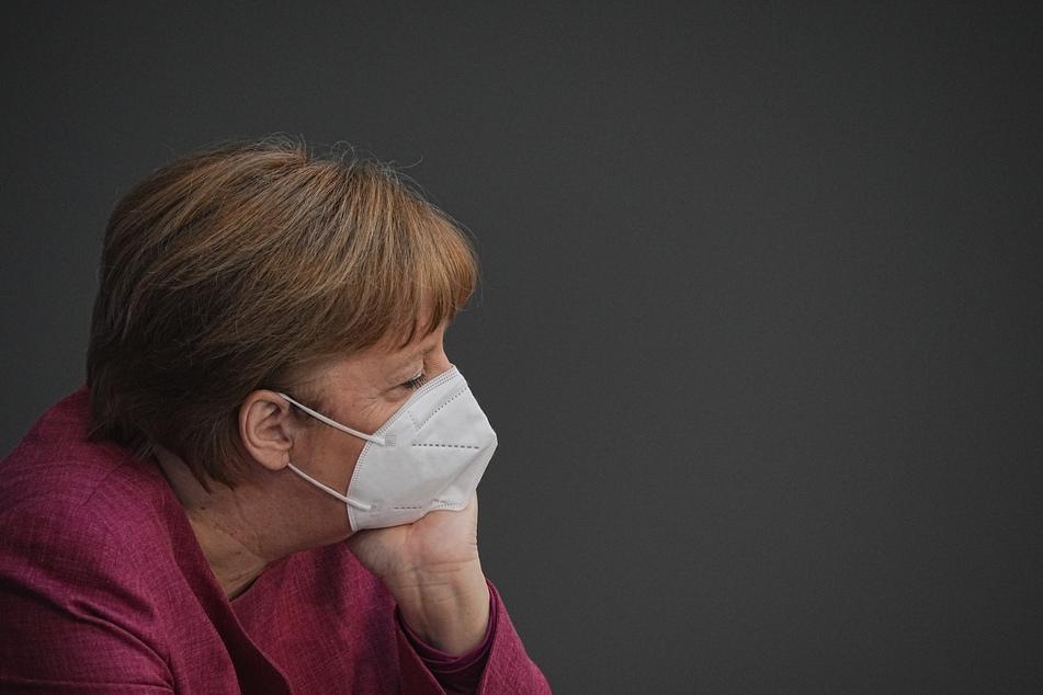 Bundeskanzlerin Angela Merkel (66, CDU) hat die Freigabe aus Karlsruhe für die europäischen Corona-Hilfen begrüßt.