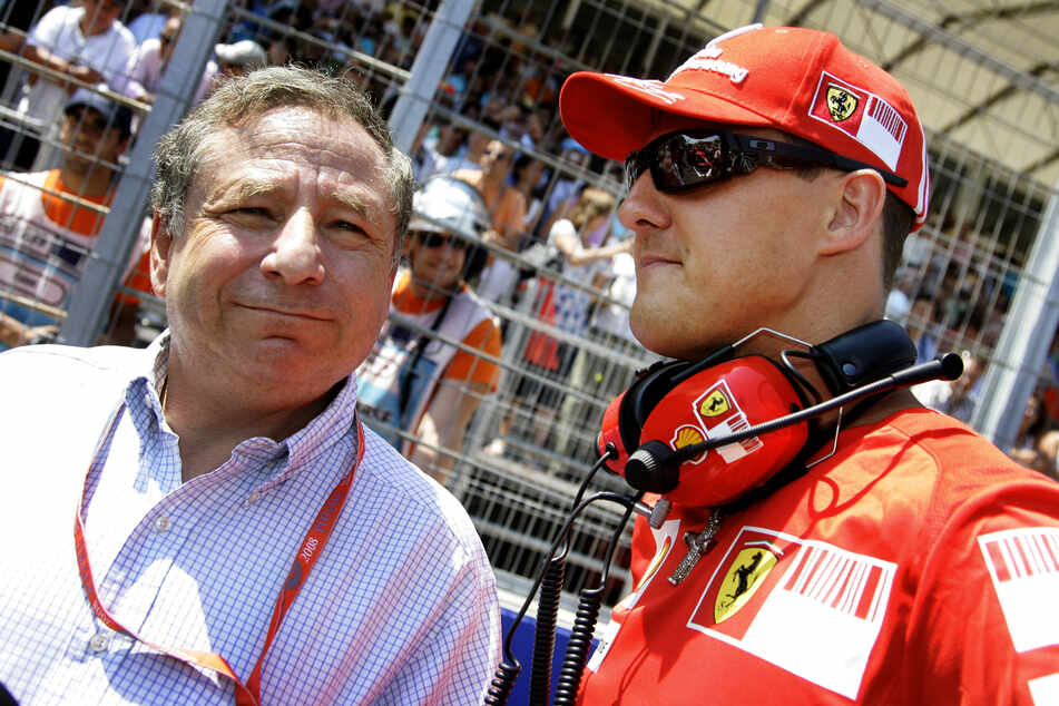 """Formel-1-Boss Jean Todt spricht über Michael Schumacher: """"Er kämpft"""""""