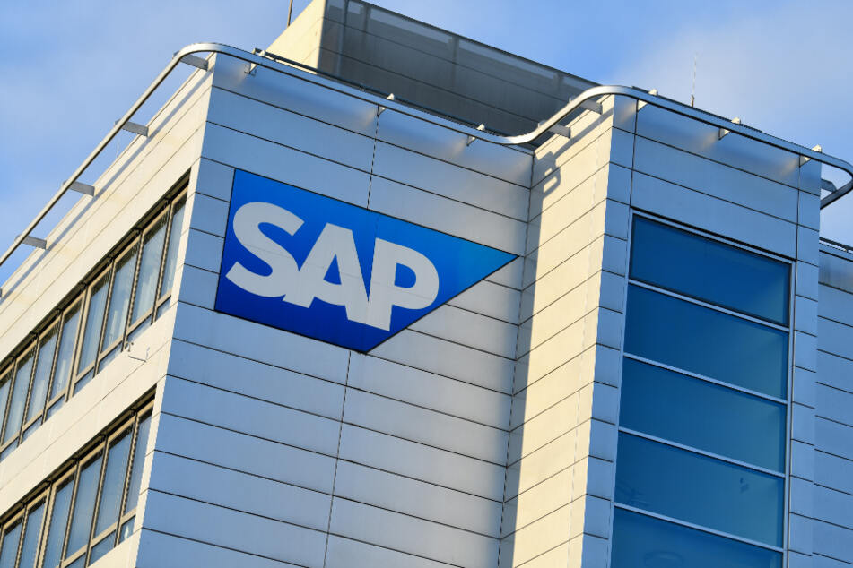 Die Unternehmenszentrale von SAP in Walldorf.