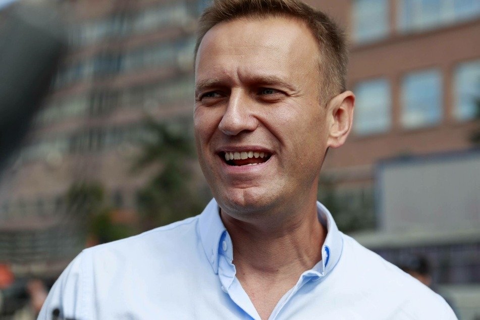 Alexei Navalny, opposition leader from Russia.