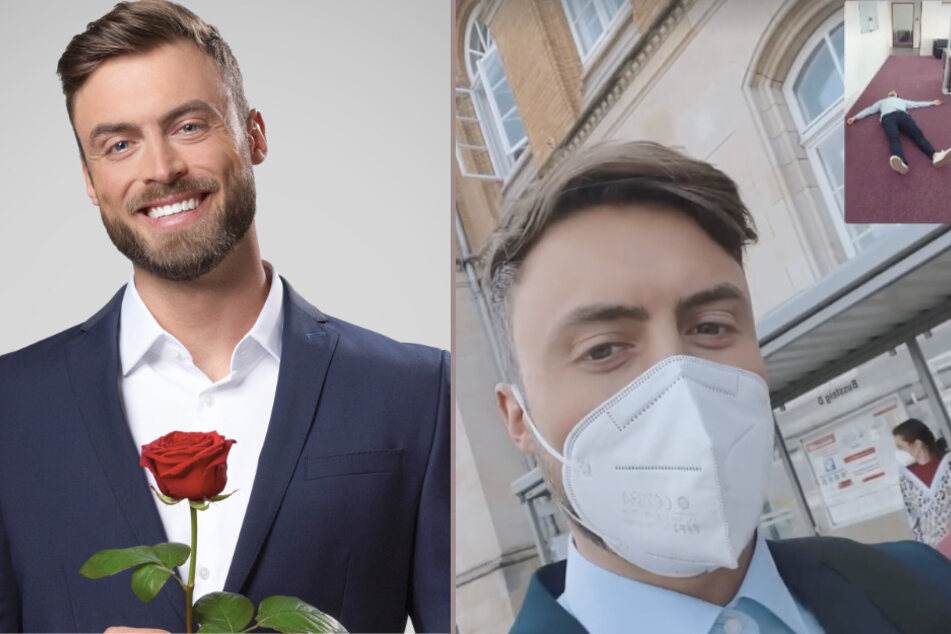 Große Sorge um Niko Griesert: Bachelor geht nach Zink-Überdosis k.o.