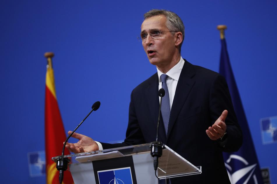 Nato-Generalsekretär Jens Stoltenberg (61) warnte vor möglichen Folgen nach einem Angriff mit Biowaffen.