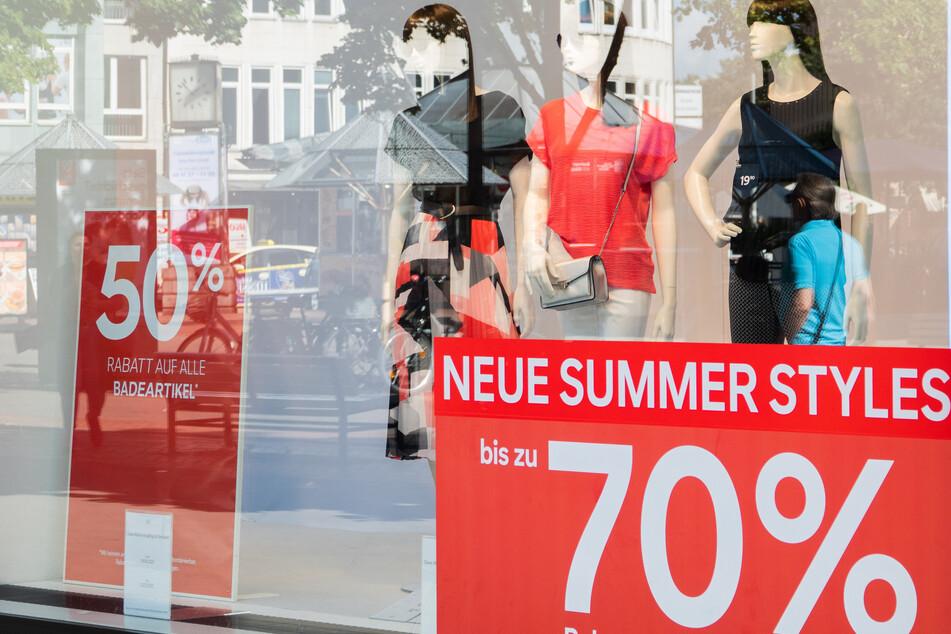 Der Sommerschlussverkauf beginnt traditionell am letzten Montag im Juli, 2020 muss dieser Termin zumindest offiziell ausfallen.