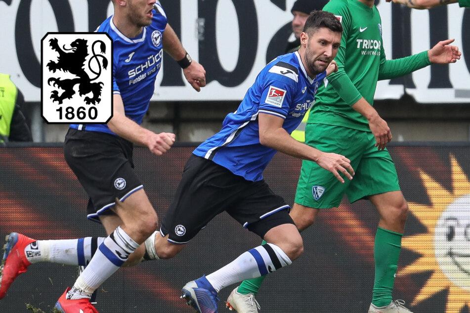 TSV 1860 München verpflichtet Stephan Salger von Arminia Bielefeld