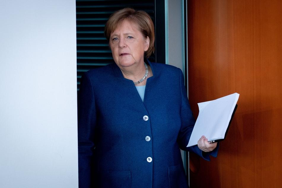 Angela Merkel ist zurück im Kanzleramt.