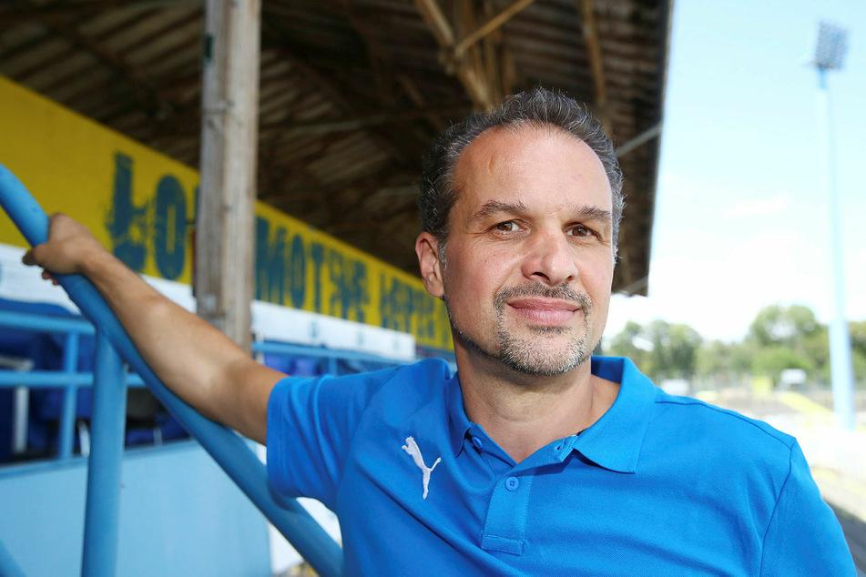 """Der gebürtige Bosnier ist sich sicher, dass der verpasste Aufstieg in die 3. Liga Lok nicht kaputtmachen wird: """"Der Verein wird aufstehen."""""""