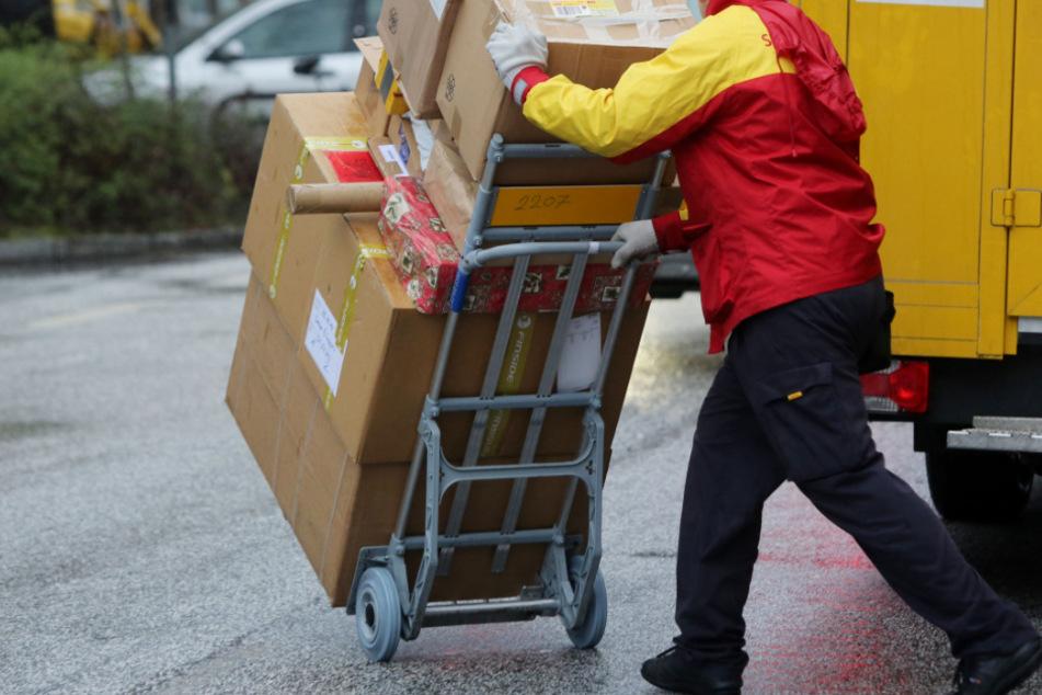 Paketbote erlebt den wohl schlimmsten ersten Arbeitstag, den man sich vorstellen kann
