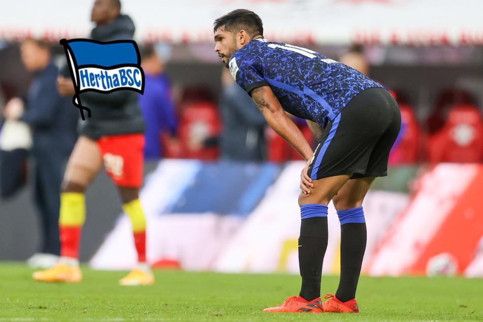 Horror-Bilanz gegen RB Leipzig: Hertha braucht ein Wunder