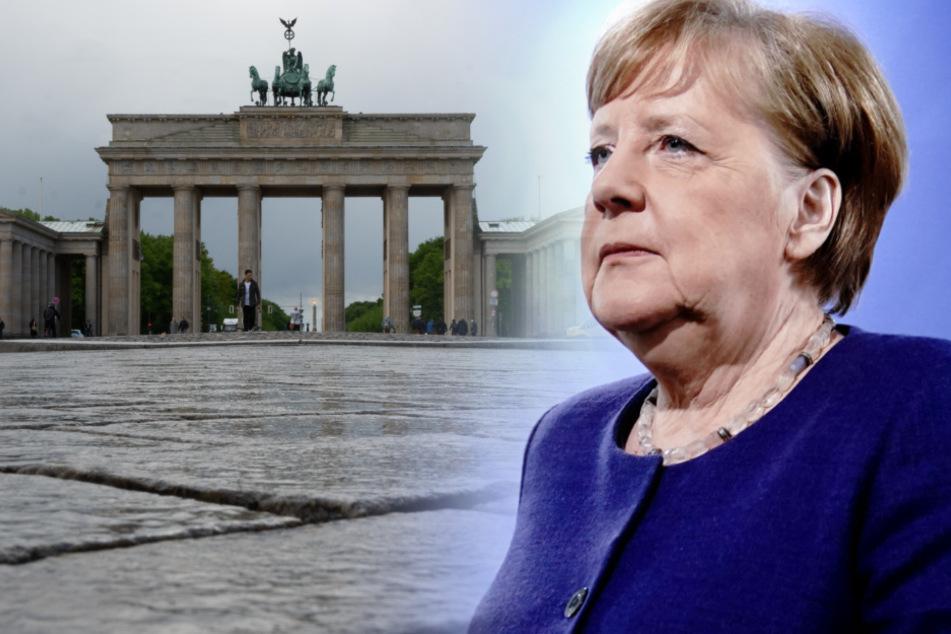 Merkel für Obergrenze bei Neu-Infektionen, sonst kommt der nächste Lockdown