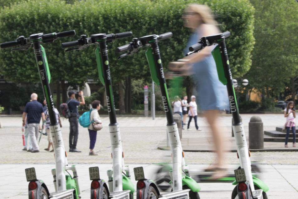 E-Scooter-Comeback: Dresden wird wieder geLimet