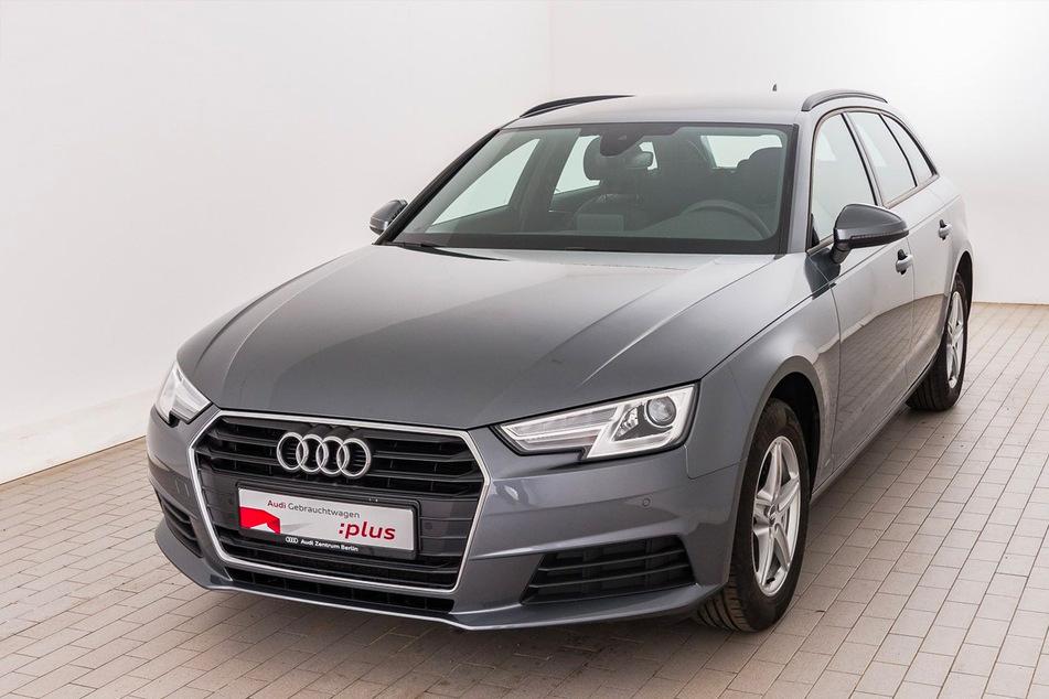 In Berlin gibt's einen Audi A4 für nur 199 Euro im Monat