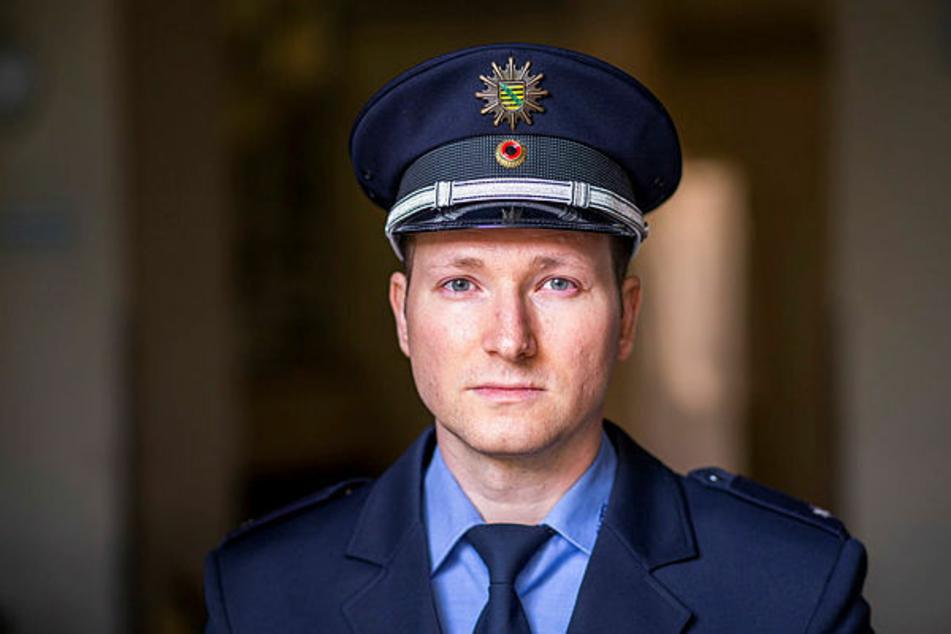 Warnt vor falschen Ärzten: Polizeikommissar Philipp Jurke (38).
