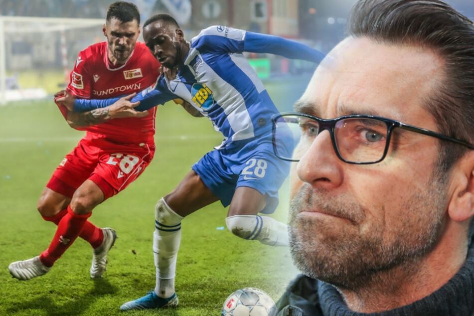 Am 21. März sollte eigentlich das Derby zwischen Hertha und Union stattfinden. Geschäftsführer Michael Preetz hat sich zur Situation geäußert.
