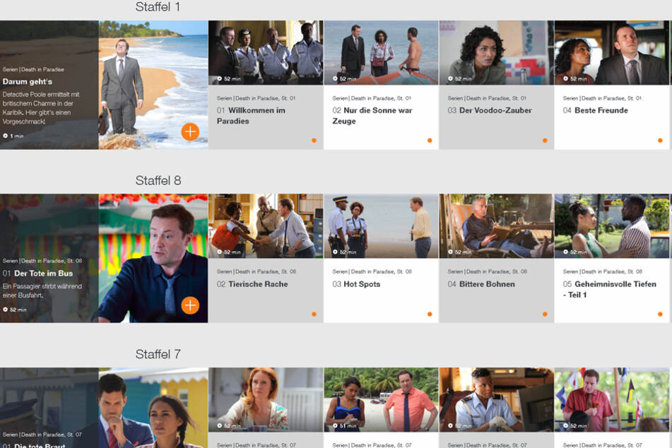 Zdf Mediathek Death In Paradise