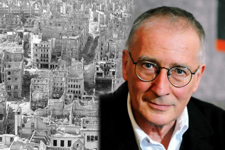 Filmemacher zeigt seine Heimat in bewegenden Bildern: So erlebte ich das Kriegsende in Dresden