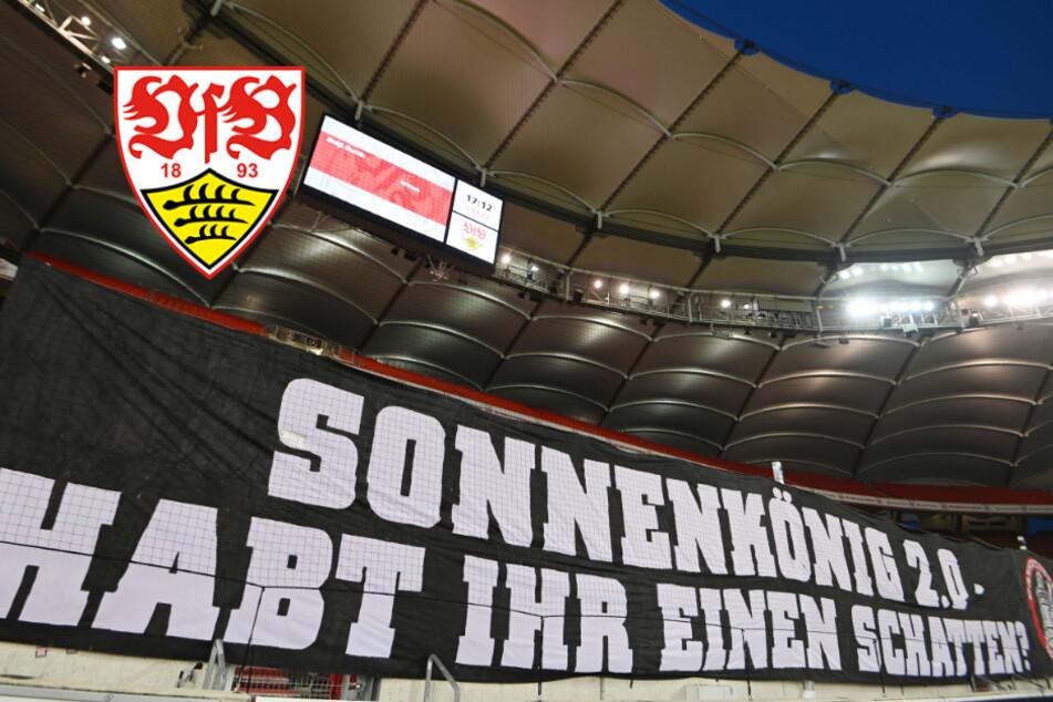 VfB-Machtkampf: Ultras mit klarem Statement