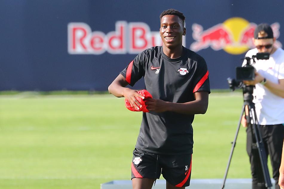 Ilaix Moriba (18) konnte für seinen neuen Verein bislang noch nicht zeigen, was er kann. Gut möglich aber, dass sich das am kommenden Wochenende ändert.