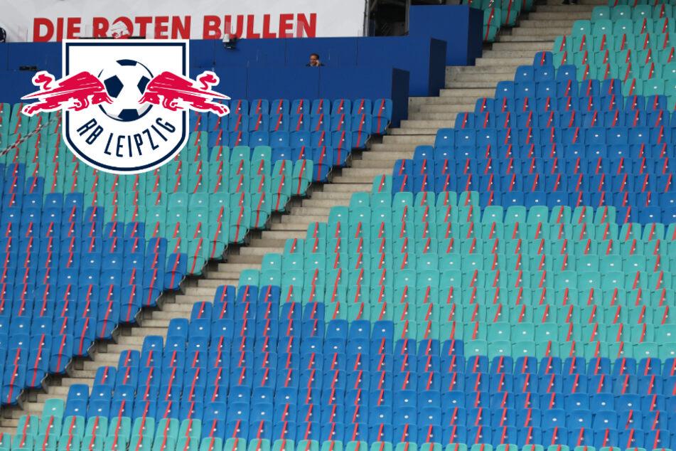Revanche ohne Fans: RB Leipzig gegen PSG wird Geisterspiel