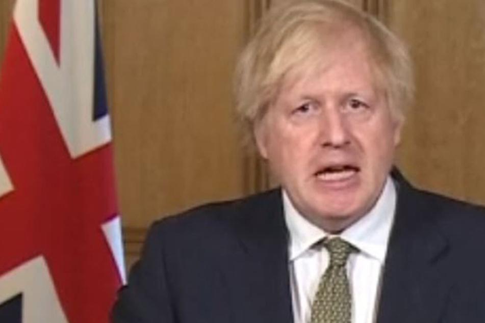 """""""Ohne Rückgrat"""": Boris Johnson verteidigt umstrittenen Berater und wird heftig kritisiert"""