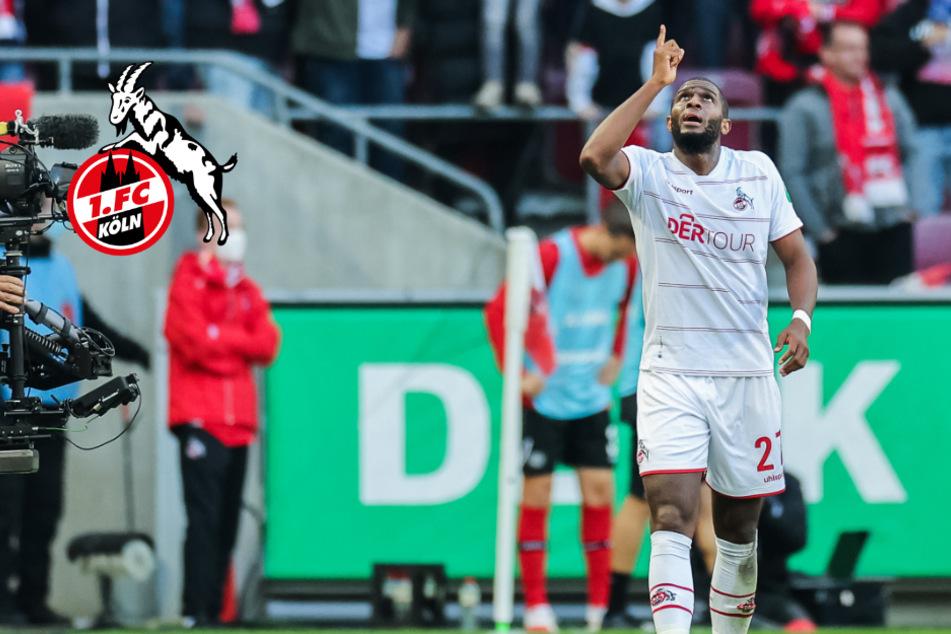 1. FC Köln: Ein Derby-Punkt für die Moral dank Anthony Modeste!