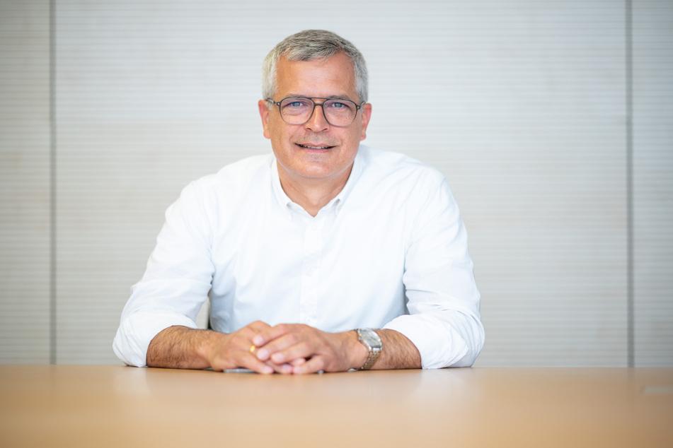 Daimler-Mobility-Chef Franz Reiner.