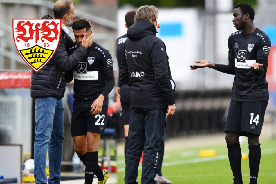 Der VfB muss vor dem Spitzenspiel gegen den HSV nicht nur an der Mentalität feilen